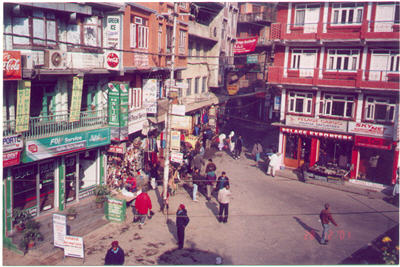 thamel in kathmandu.bmp
