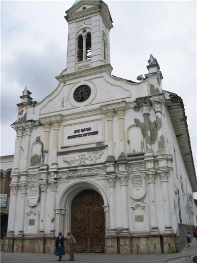churchs seen everywhere in latin america