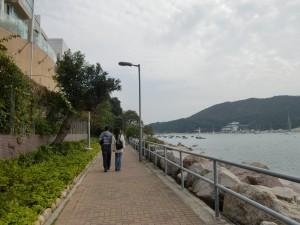 promenade repulse bay to deep water bay