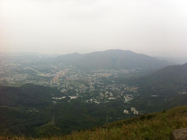 tai mo shan hike how to get there